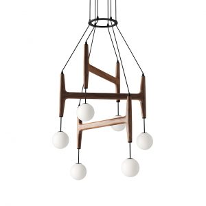 Astra 3 Suspension Lamp by Porada