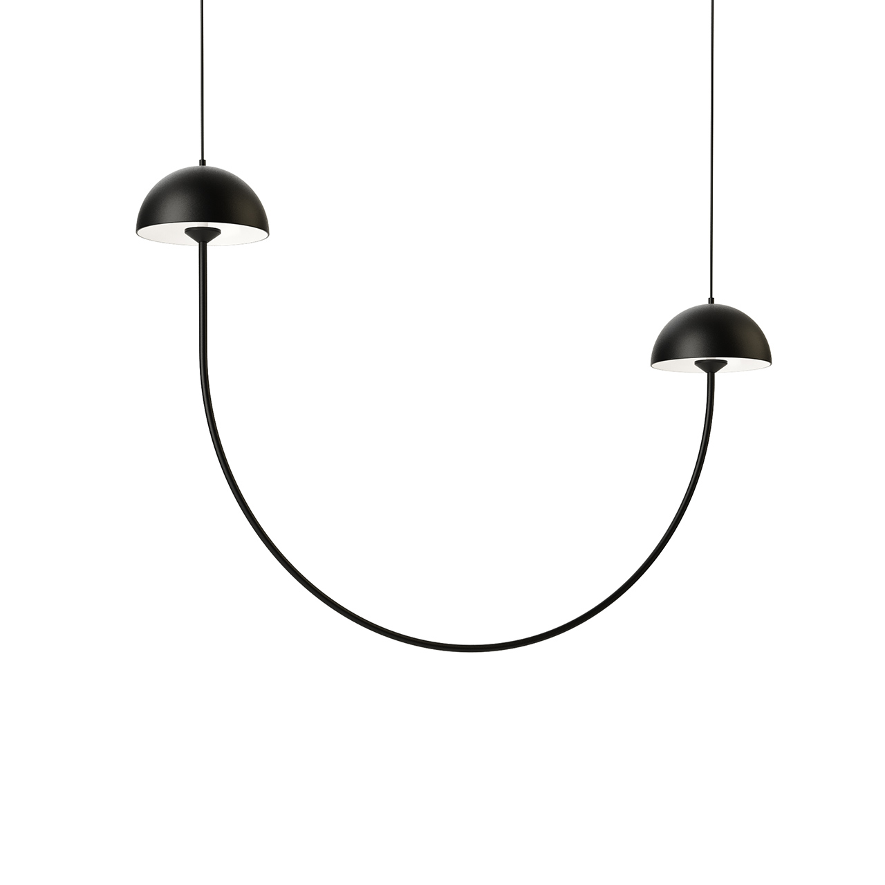 Champignon Pendant Light by Luxcambra