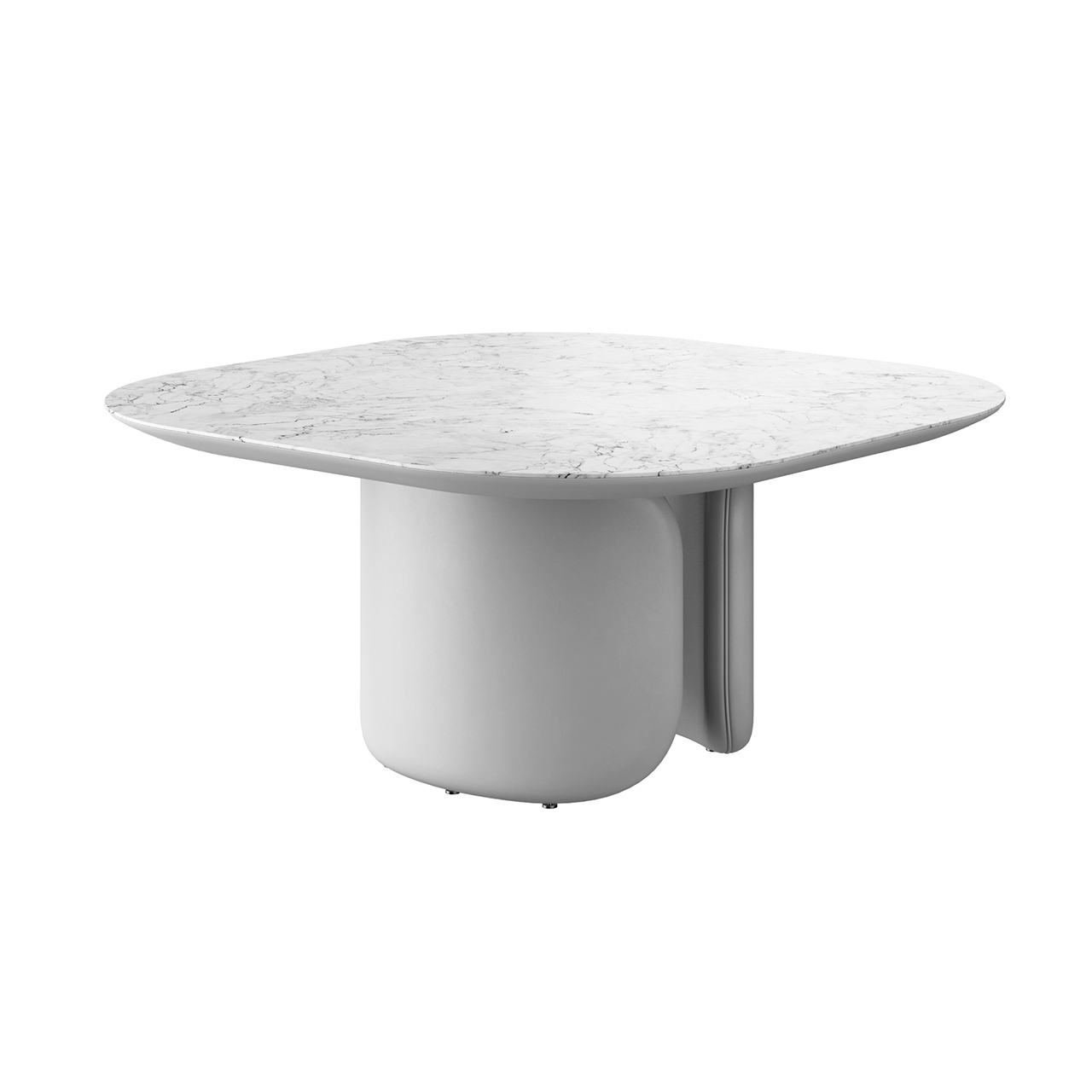 Elinor Square Table by Pedrali
