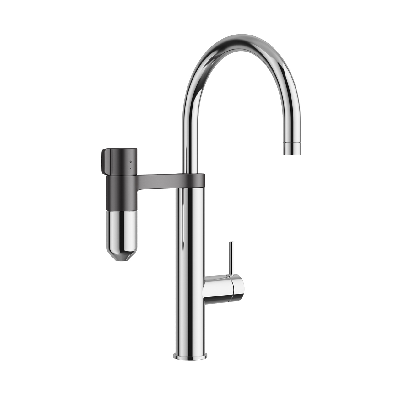 Vital Kitchen 2in1 Swivel Spout Tap by Franke
