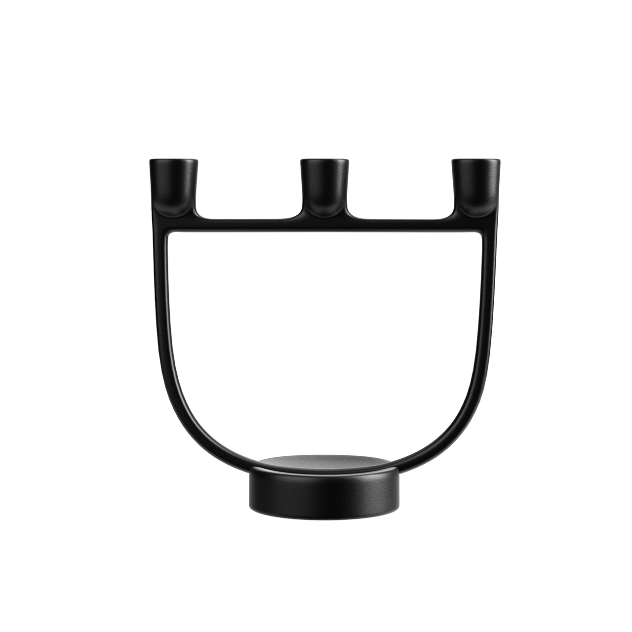 Open Candelabra Candle Holder by Muuto