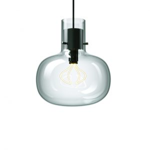 Awa Medium Suspended Light by Brokis
