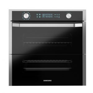 Built-in Oven with Dual Cook Flex 75L by Samsung