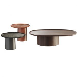 Louisa Coffee Table by Molteni