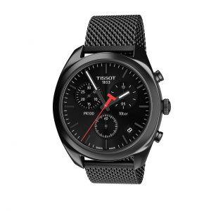 PR 100 Chronograph Watch by Tissot