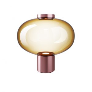 Riflesso Glass Table Lamp LT1 by Vistosi