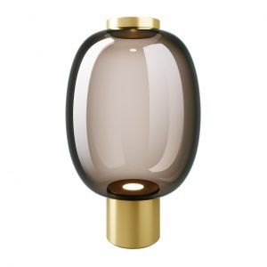 Riflesso Glass Table Lamp LT2 by Vistosi