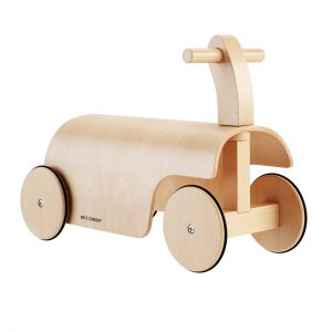 Aiden Ride Along Kart by Kid's Concept