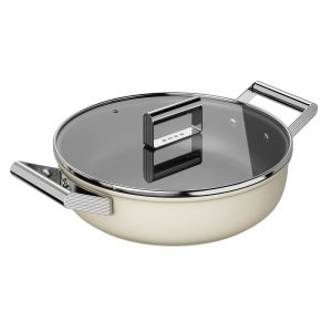 Cookware Deep Pan 50's Style by Smeg