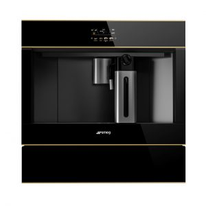 Dolce Stil Novo Coffee Machine by Smeg