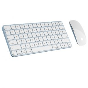 Magic Mouse and Keyboard with Touch ID 2021 by Apple