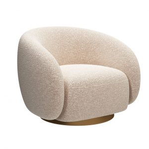 Swivel Chair Brice by Eichholtz