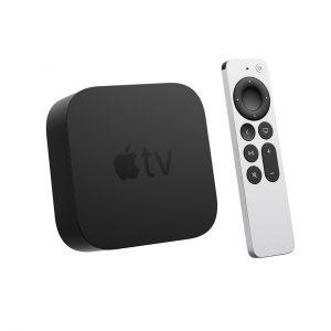 Apple TV 4K 2021 by Apple