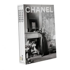 Chanel 3 Books Slipcase by Assouline