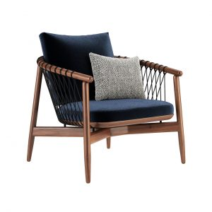 Crosshatch Lounge Chair by Herman Miller