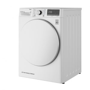 Dual Inverter Tumble Dryer with Opaque Door 8 Kg A++ by LG