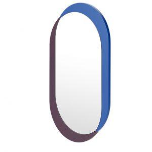 Kimo Wall Mirror by Schonbuch
