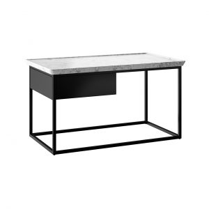 934 Coffee Table with Storage Space by Rolf Benz