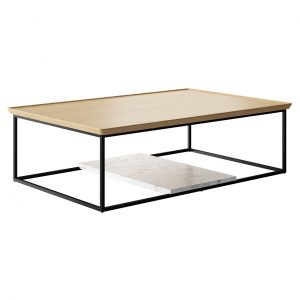 934 Rectangular Coffee Table by Rolf Benz
