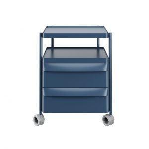 Boxie Office Drawer Unit BXM 2C by Pedrali