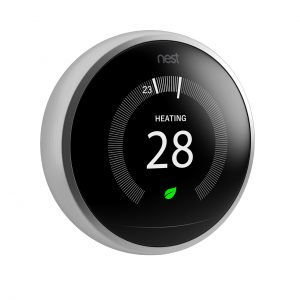 Nest Learning Thermostat 3rd Generation by Google