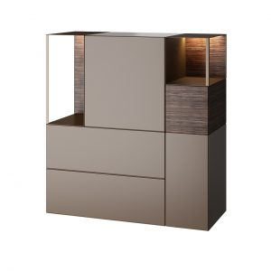 Avenue Highboard Cabinet 04 RL by MD House